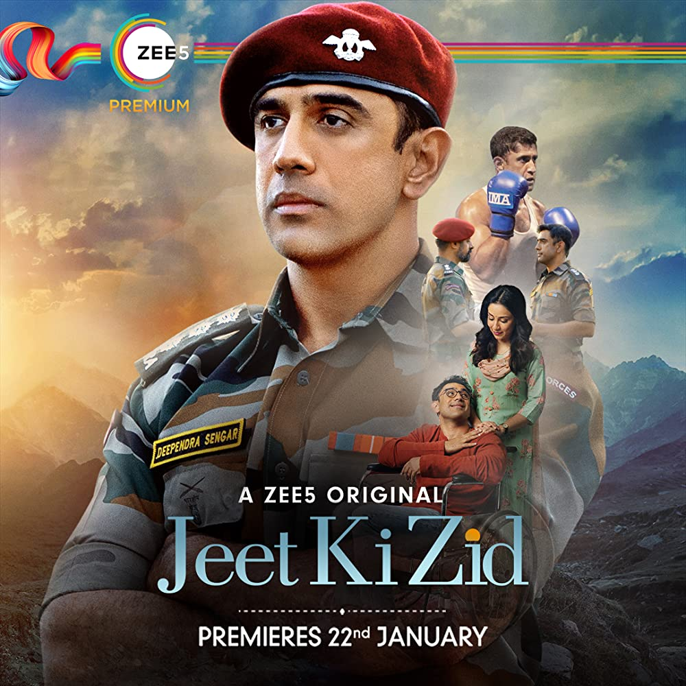 Jeet Ki Zid 2021 S01 Hindi Complete Zee5 Original Web Series 720p HDRip 1.6GB Download