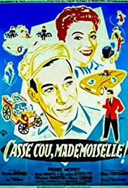 Casse-cou, mademoiselle! Poster
