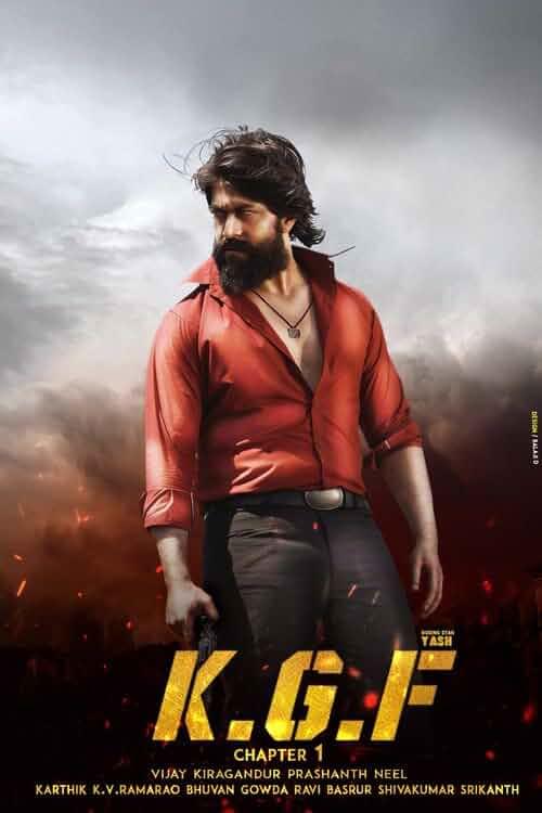 K.G.F: Chapter 1 | 2018 | Hindi | 1080p | 720p | WEB-DL