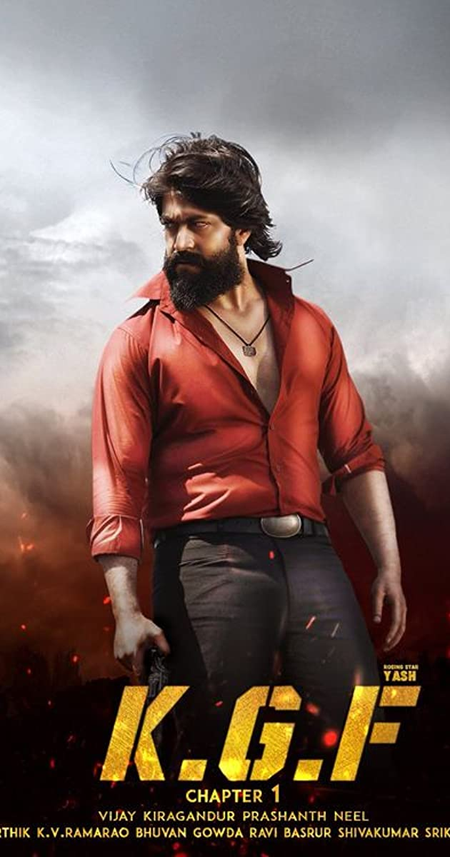 KGF Chapter 1 Torrent Download