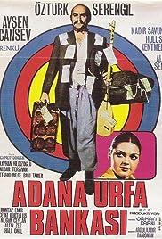Adana urfa bankasi Poster