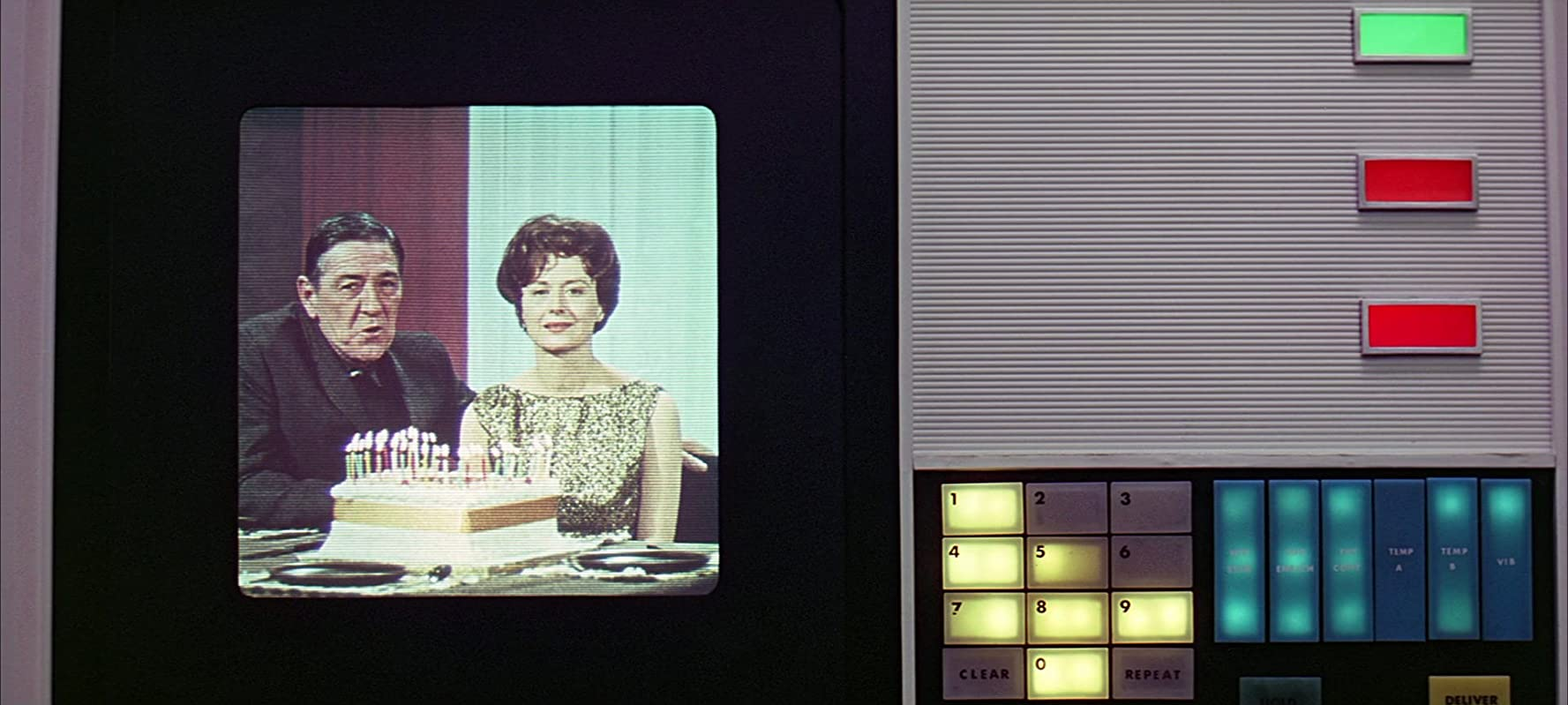 Image result for ann gillis in 2001: a space odyssey