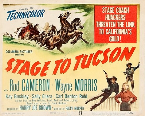 Stage to Tucson (1950)