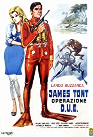 The Wacky World of James Tont Poster