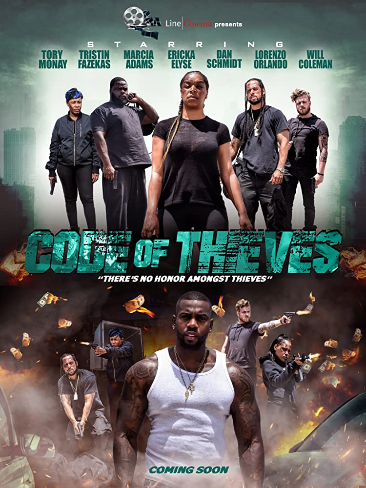 Code of Thieves (2020) English 720p HDRip Esubs DL