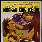 George Chesebro, Ray Corrigan, John 'Dusty' King, Glenn Strange, Max Terhune, and Elmer in Boot Hill Bandits (1942)
