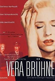 Vera Brühne Poster