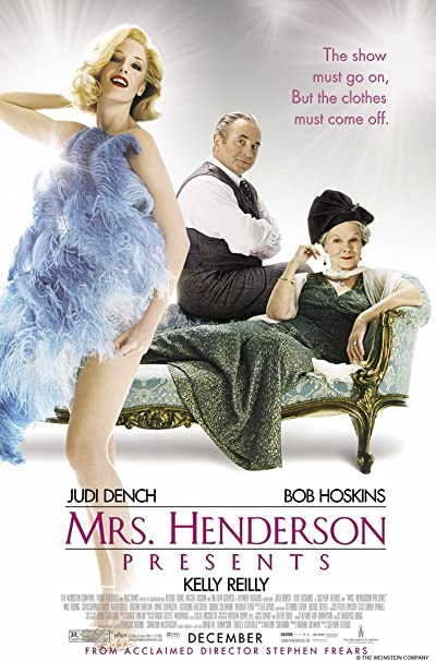 Mrs Henderson Presents (2005) BluRay 720p & 1080p
