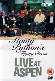 Monty Python's Flying Circus: Live at Aspen Poster