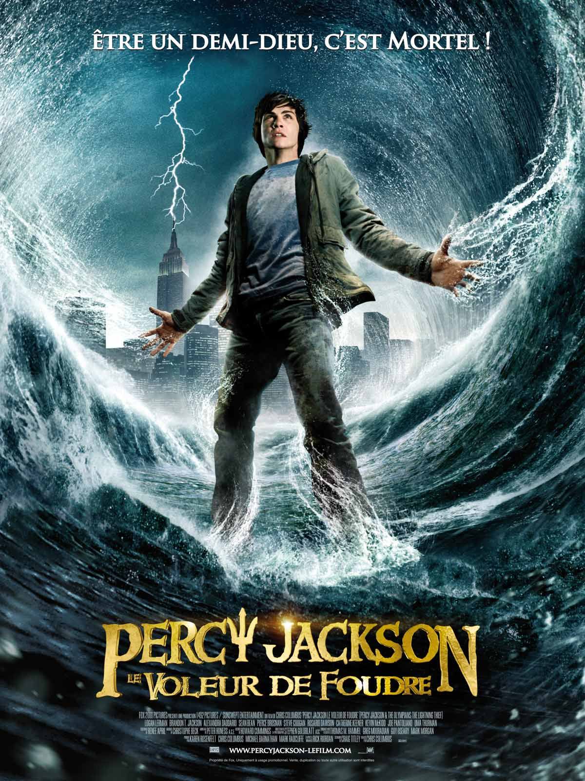 Percy Jackson The Olympians The Lightning Thief 2010 Photo Gallery Imdb