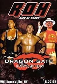 Primary photo for ROH: Dragon Gate Invasion