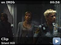 silent hill movie cop