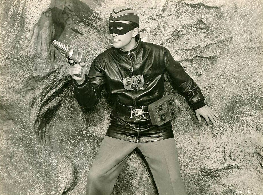 Judd Holdren in Commando Cody: Sky Marshal of the Universe (1953)