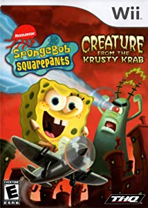 SpongeBob SquarePants: Creature from the Krusty Krab torrent