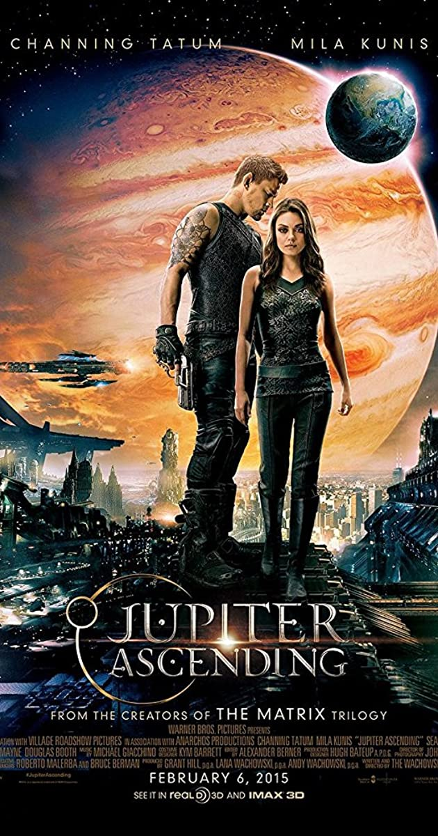 Jupiter Ascending From Earth To Jupiter 2015 Imdb