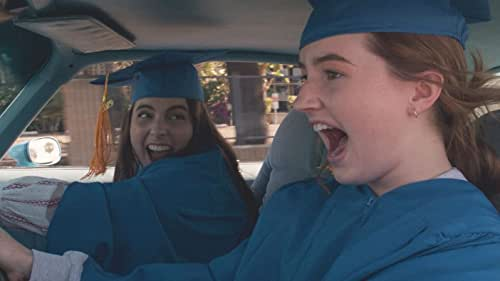 On the eve of their high school graduation, two academic superstars and best friends realize they should have worked less and played more. Determined not to fall short of their peers, the girls try to cram four years of fun into one night.
