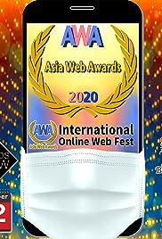 Asia Web Awards 2020 Poster