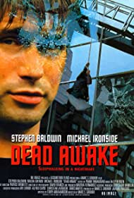 Stephen Baldwin and Michael Ironside in Dead Awake (2001)
