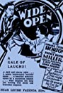 Wide Open (1930) Poster