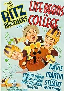 Life Begins in College David Butler