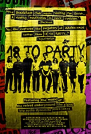 18 to Party Poster