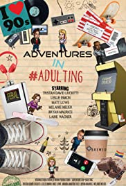 Adventures in #Adulting Poster