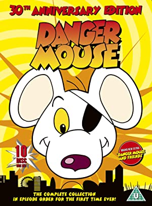 Where to stream Danger Mouse