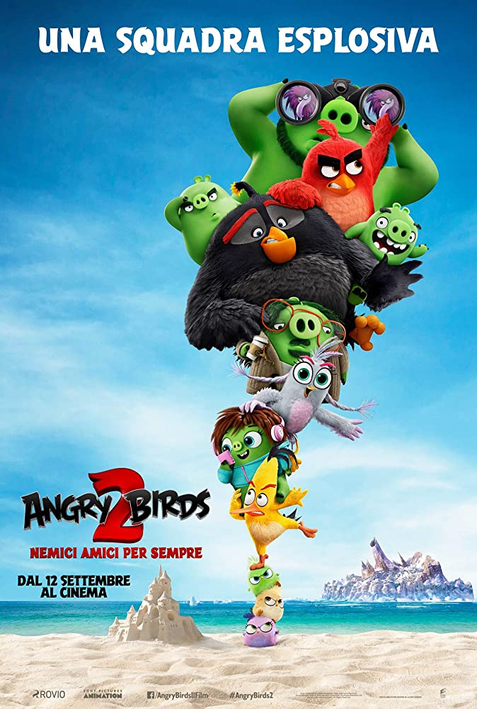 The Angry Birds Movie 2 (2019) Subtitle Indonesia