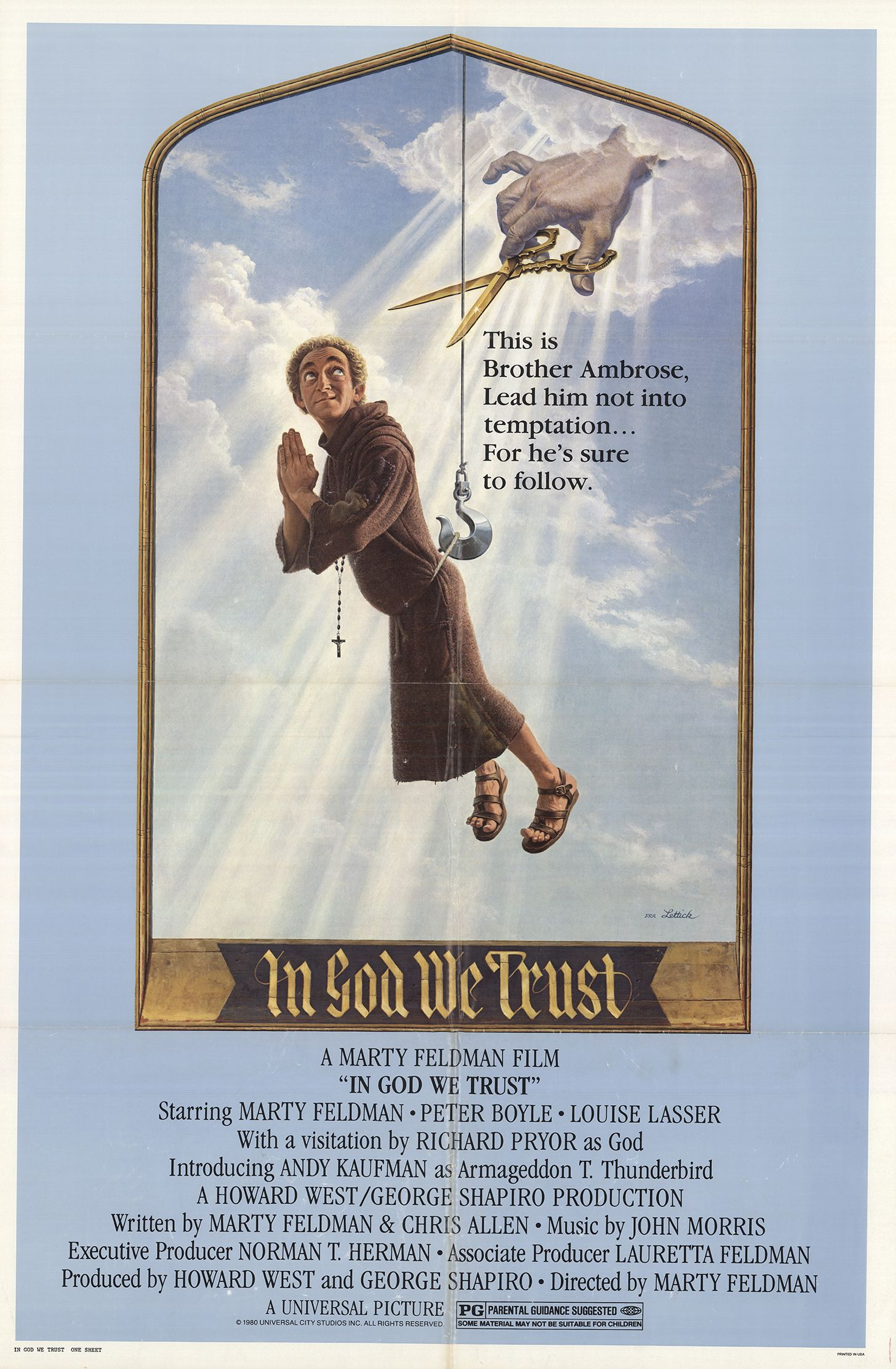 In God We Trust Or Gimme That Prime Time Religion 1980 Imdb