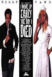 I Woke Up Early the Day I Died Poster