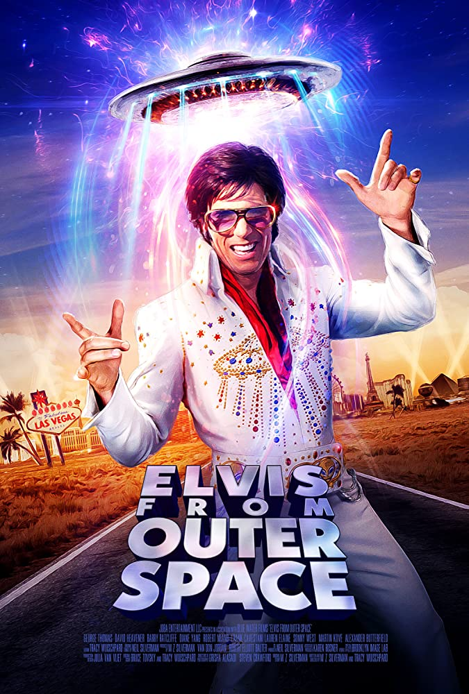 Elvis from Outer Space 2020 English 720p HDRip 800MB Download
