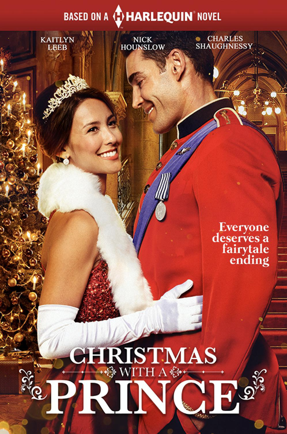 Christmas With A Prince Tv Movie 2018 Imdb