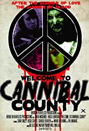 Welcome to Cannibal County Poster