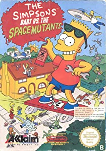 free download The Simpsons: Bart vs. the Space Mutants