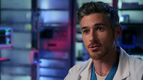 Heartbeat: Dave Annable On His Character