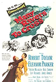 Many Rivers to Cross (1955) Poster - Movie Forum, Cast, Reviews