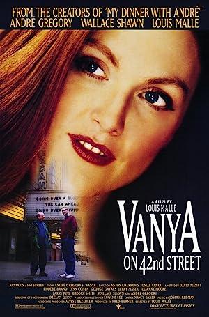 Vanya On 42nd Street full movie streaming