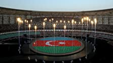 Baku 2015 European Games Opening Ceremony (2015 TV Special)