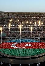 Baku 2015 European Games Opening Ceremony