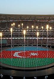 Baku 2015 European Games Opening Ceremony Poster