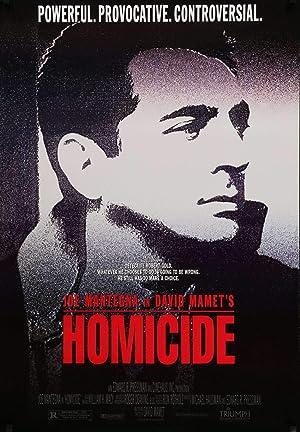 Where to stream Homicide