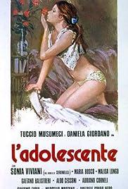 L'adolescente Poster