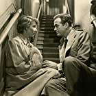 Betsy Drake and Mark Stevens in Dancing in the Dark (1949)