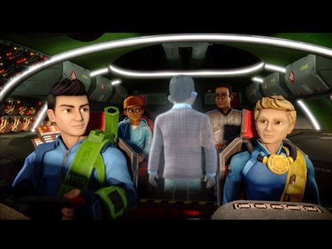 Thunderbirds Are Go movie free download in italian