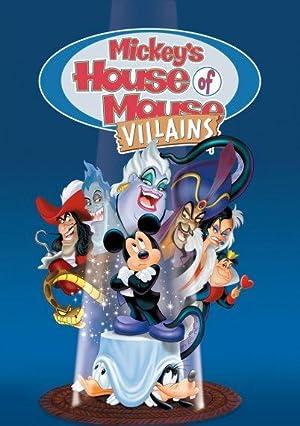 مشاهدة فيلم الكرتون ميكي والاشرار Mickey's House of Villains مدبلج أونلاين مترجم