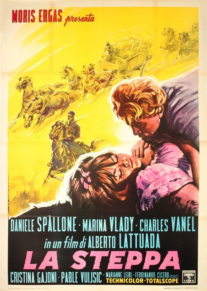 La steppa (1962)