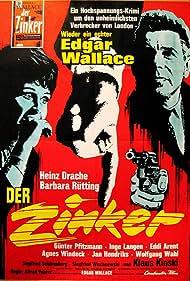 Der Zinker (1963) Poster - Movie Forum, Cast, Reviews