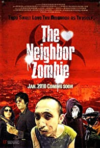 Primary photo for The Neighbor Zombie