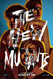 The New Mutants (2020) Poster - Movie Forum, Cast, Reviews