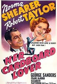 Her Cardboard Lover (1942) Poster - Movie Forum, Cast, Reviews